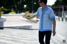 Le 21ème / Before Thom Browne | Paris  // #Fashion, #FashionBlog, #FashionBlogger, #Ootd, #OutfitOfTheDay, #StreetStyle, #Style