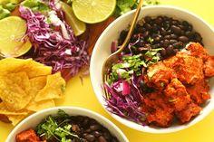 Gezonde burrito bowl met gerookte tempeh | Freshhh