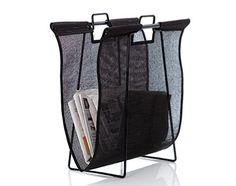 Been thinking of buying this newspaper stand by Woodnotes for years now. Not sure what exactly is stopping me Newspaper Stand, Newspaper Design, Storage Drawers, Storage Shelves, Scandinavian Shelves, Aesthetic Value, Yarn Sizes, Home Accessories, Furniture Design