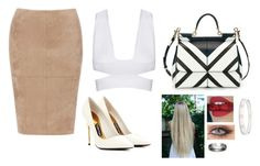 """""""Sans titre #493"""" by nounounette ❤ liked on Polyvore featuring Dolce&Gabbana, Tom Ford and Cartier"""