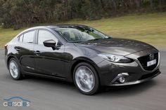 Mazda Mazda3 2014: First Drive