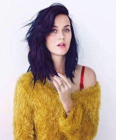 I absolutely love Katy. She inspires me. She is so honest about herself. Love her integrity and spirit.
