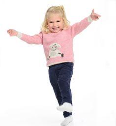 Eddi genser - intarsia - A Knit Story Knitting, Fashion, Pink, Moda, Tricot, Fashion Styles, Breien, Stricken, Weaving