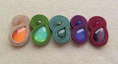 Test sznurkó sutasz, Soutache braids test Gemstone Rings, Gemstones, Braids, Jewelry, Blog, Bang Braids, Cornrows, Jewlery, Gems