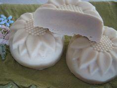 saponette al latte e miele - body soap with milk and honey