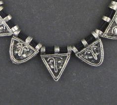 Ethiopian Telsum Face Beads