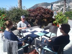 """Learning Spanish in the Sun!    Hola cariños! I am Bert Carstens, I've had the priviledge to enjoy my internship in wonderful La Herradura. It has been a great way for me to learn the language & discover the culture.It is a wonderful place to meet local people and """"have conversations"""" in their language. Everyone is so nice, great for improving your communication skills and more. I also would like to use this post as a special """"thanks"""" for: Sonja & Mouta for a fantastic time in Spain!"""