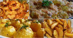 Köretek, amiket nem eszel mindennap! Próbáld ki bármelyiket, nem fogsz csalódni! Hungarian Recipes, Chicken Wings, Mashed Potatoes, Ethnic Recipes, Food, Whipped Potatoes, Smash Potatoes, Essen, Meals