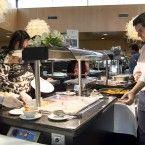 Buffet libre Espresso Machine, Madrid, Buffet, Coffee Maker, Spanish, Kitchen Appliances, Winter, Food, Plate