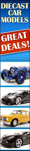 Die Cast Collectables -Car and Trucks.: Magnificent DieCast Car World Models.