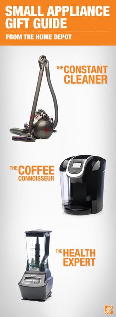 From Keurig coffee machines to blenders and everything in between! Click-through to shop small appliances at The Home Depot.