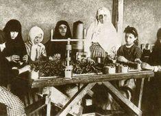 Kurtuluş Savaşı'nda Çalışan Kadınlar - www.turkosfer.com