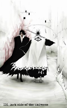 Zangetsu & Kenpachi Zaraki | Bleach two of my favourite men