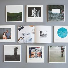 Built with your Instagram photos in mind, these premium quality softcover photo books feature square layouts. Off your device, into your life.™