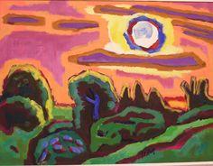 Karl Schmidt-Rottluff (1884–1976) De belangrijke vertegenwoordiger van het Duitse expressionisme werd geboren als Karl Schmidt in Rottluff bij Chemnitz. Zijn vader was een molenaar. Hij begon zich in 1905 Schmidt-Rotluff te noemen.