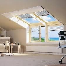 windows in roof types - Google Search