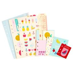 Decorate your Planner with this super cute Planner Dashboard Kit featuring stickers, folders, pockets, quote cards and 2015 Planner, Kikki K Planner, Planner Dividers, Planner Ideas, Filofax, Kawaii Planner, Cute Planner, Planning Calendar, Kids Stationery