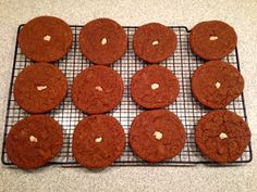ULTIMATE CHEWY GINGER SNAPS — Without a doubt, ginger is my favorite flavor on the planet. These cookies are made with spelt and almond meals flours, organic coconut palm sugar, crystalized ginger chips, a dash of dark molasses, and a bevy of delightful spices: ground cloves, ginger, and cinnamon.