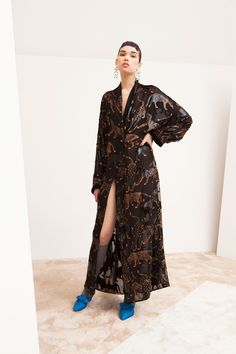 Sandra Mansour Fall 2018 Ready-to-Wear Collection - Vogue