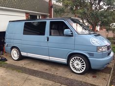 Another TDi benefits from our Performance remapping to make it more fun to drive. Volkswagen Transporter T4, Volkswagen Bus, T4 Camper, Vw Caravelle, Cool Vans, Custom Vans, T 4, Van Life, Camping