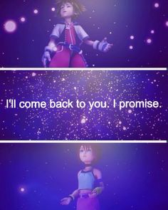 Sora & Kairi I don't really ship this at the same time I do but, this is real cute!