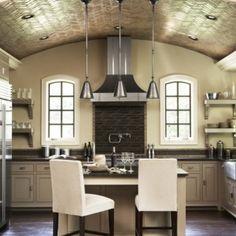 Linda mcdougald design postcard from paris home portfolio interiors contemporary kitchen Interior Design Kitchen, Home Design, Kitchen Designs, Kitchen Ideas, Kitchen Inspiration, Interior Paint, Kitchen Planning, Kitchen Layouts, Room Layouts