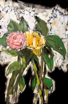 Ross Bleckner, Untitled, 2008