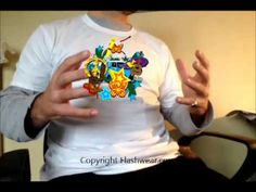 One of our fans has sent us this video of our augmented reality clothing prototype. Ar Augmented Reality, Innovation, Graphic Sweatshirt, Retail, Branding, Science, Future, Cool Stuff, Clothing