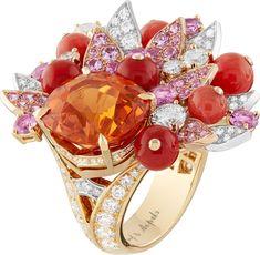 """Quatre Contes de Grimm"" by Van Cleef & Arpels High Jewelry, Luxury Jewelry, Women Jewelry, Fashion Jewelry, Unique Jewelry, Jewellery Rings, Van Cleef Arpels, Van Cleef And Arpels Jewelry, Necklace Drawing"