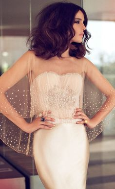 The lastest glamourous, daring and sexy wedding dress collection Sparkly Bridal Israeli Wedding Dress Designer, Designer Wedding Dresses, Sexy Wedding Dresses, Wedding Gowns, Wedding Blog, Wedding Bolero, Chic Wedding, Wedding Trends, Wedding Ideas