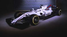 All the cars for 2017 Formula One season - February 26, 2017:  WILLIAMS MARTINI RACING FW40 -  Drivers: Felipe Massa and Lance Stroll