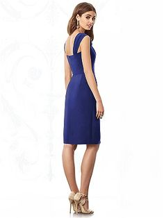 Dessy Collection Bridesmaids Style 6687 http://www.dessy.com/dresses/bridesmaid/6687/