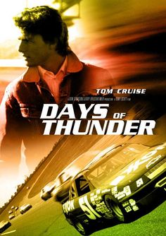 Days of Thunder 27x40 Movie Poster (1990)