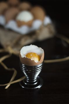 huevo cocido en thermomix baja