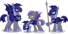 Nightmare moon's Guard by Vector-Brony on DeviantArt