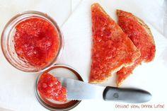 Low-Sugar Strawberry Freezer Jam                                                                                                                                                     More