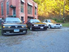 different style same car B13 Nissan, R White, Nissan Sentra, Car Stuff, Jdm, Lightning, Badass, Motorcycles, Skyline