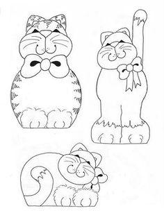 Les 438 meilleures images du tableau Coloring cats