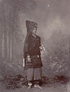 Paloung+woman+of+Burma+%2528Myanmar%2529+-+1890%2527s