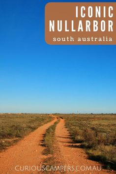 Here are a few of our favourite things to do when driving the Nullarbor that help break up this drive. It's a long drive but it doesn't have to be a boring one. #australia #iconic #drive #nullarbor #curiouscampers