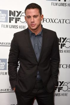 Watch Channing Tatum Transform From Male Model to Movie Star