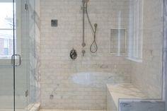 "2""x4"" Marble Shower | Terra Verre | Flickr"