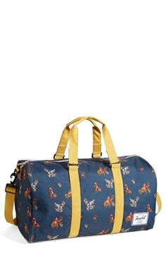 8fc7bf58a59 Herschel Supply Co.  Novel  Duffel Bag available at  Nordstrom Big Bags