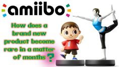 Nintendo's amiibo sales are thriving with collectors, but is anyone playing them in-game?   There's no shortage of Nintendo themed toys on the market, so I'm a bit surprised at the fast-paced sales figures of amiibos. I don't consider them toys, yet I don't hear many conversations about amiibo's game-play.   Read more: http://www.8-bitcentral.com/videos/amiibos.html#ixzz3OWp88O8i