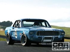 1968 Ford Mustang - Better Than Ever - Car Craft Magazine