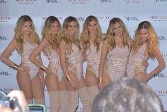 Ünlü model Heidi Klum kendini klonlattı!