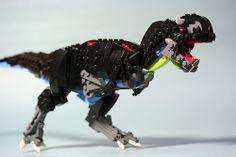 I'm on a LEGO dinosaur kick right now—the creator has a whole lot of these Lego Mecha, Lego Bionicle, Lego Dinosaurus, Legos, Lego Dragon, Lego Animals, Lego Jurassic World, Amazing Lego Creations, Lego Craft