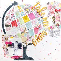 Take Me Away by @paigeevans @pinkpaislee #kerribradfordstudio