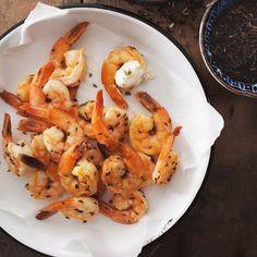 Smoked Shrimp | Food & Wine