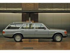 Mercedes-Benz 450SEL Crayford Estate